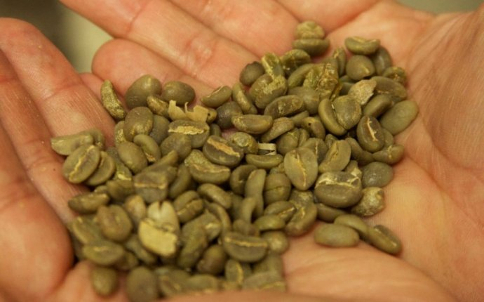 Are coffee beans edible